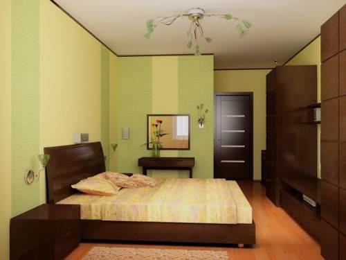 Дизайн спальни эконом класса