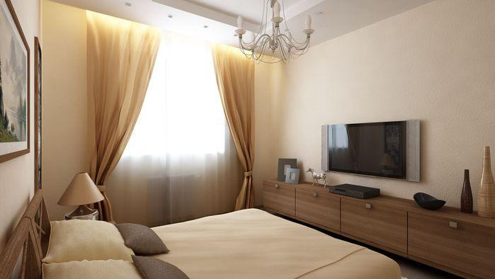 Дизайны спальни 13 кв.м