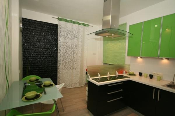 Варианты ремонта в кухне с