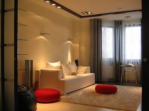 Дизайн маленьких гостиных комнат фото